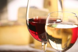 Mediterranean diet and wine
